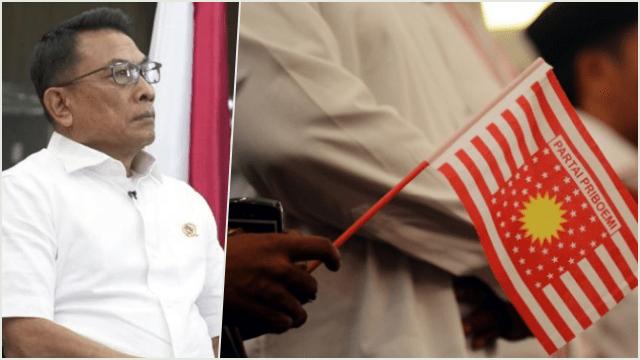 Minta Moeldoko Ngalah dari Demokrat, Partai Priboemi Tawarkan Posisi Ketum DPP