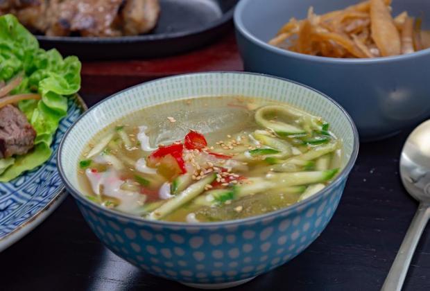 Resep Oi Naengguk, Sup Timun Dingin Khas Korea untuk Lauk Pendamping