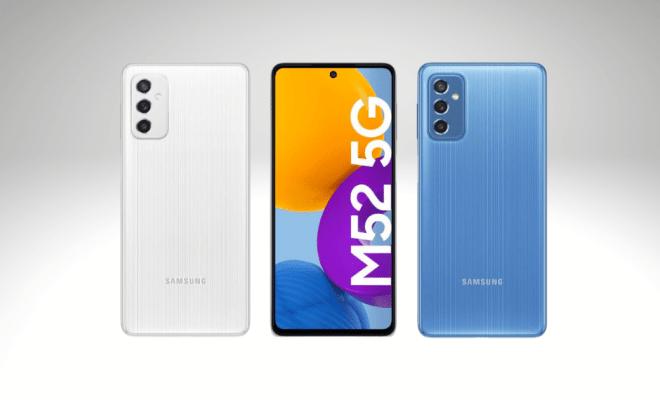 Samsung Umumkan Kehadiran Galaxy M52 5G