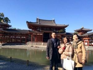 ボラバイト先と台湾の方の京都旅行
