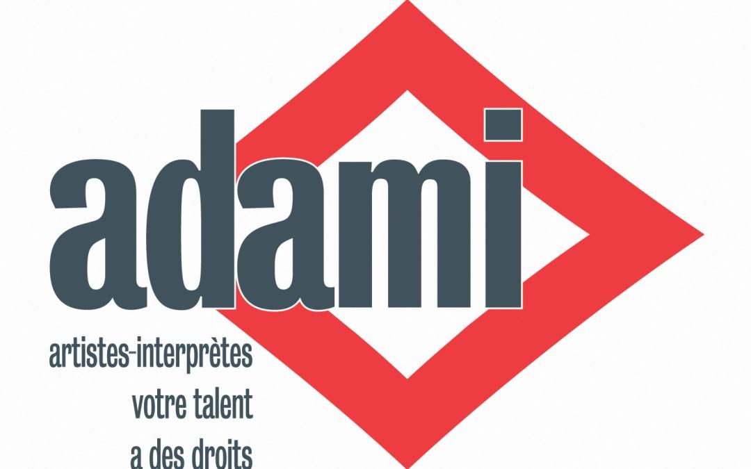 L'ADAMI fait appel à Tildigital