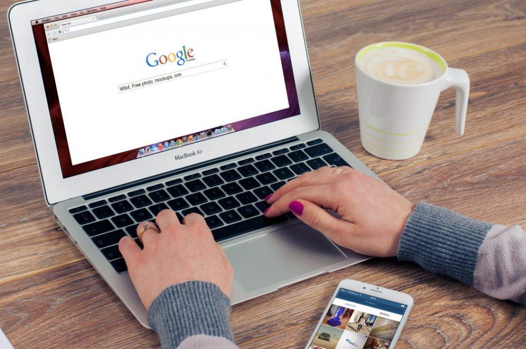 Mots clés Google