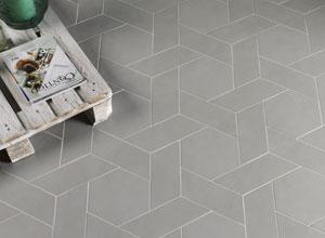 contemporary porcelain tile