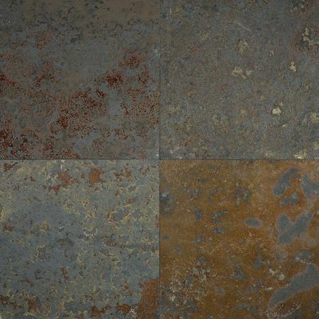 brazilian multi color slate 8x8 12x12 16x16 16x24 16