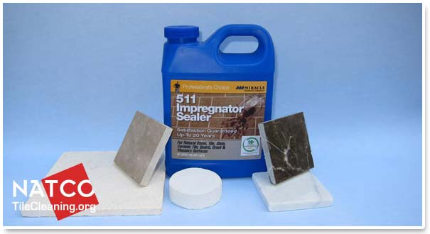 It can be applied as soon as 2 hours after grouting. Miracle Sealants 511 Impregnator Sealer Review