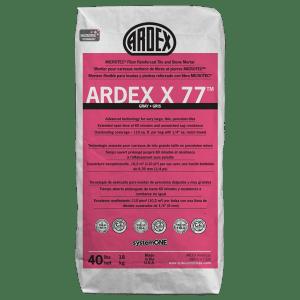 Ardex X 77 Microtec