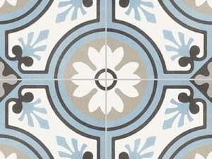 Reverie 8 Pattern Tile