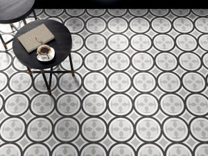 Patchwork Black & White #1