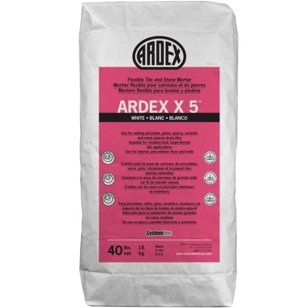 Ardex X 5 - 40 Lb