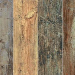 Ecowood Multi-Color Wood Look Tile