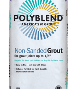 Custom Non-Sanded Grout