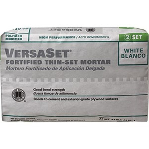 Versaset Thin-Set White