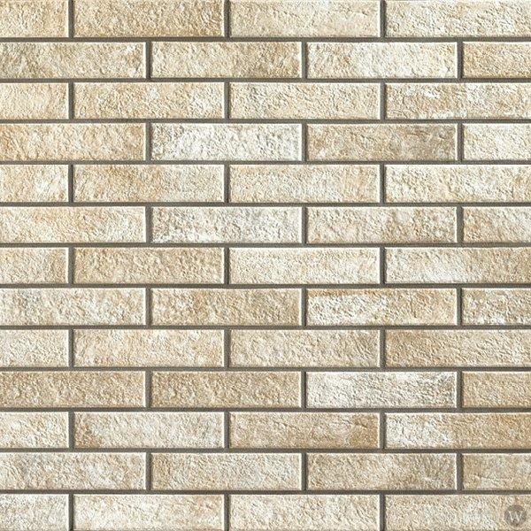 Groove Charleston Brick Look Subway/Wall Tile