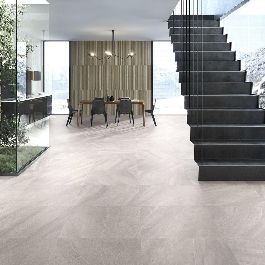 new york grey floor tiles