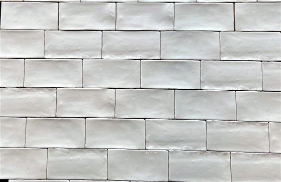 mon 3x6 new country white subway wall tile