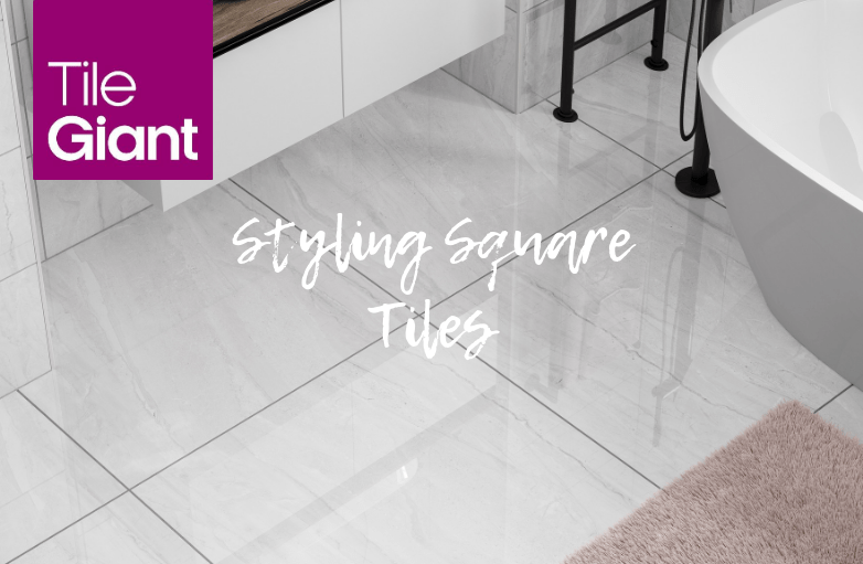 style square tiles square floor tiles