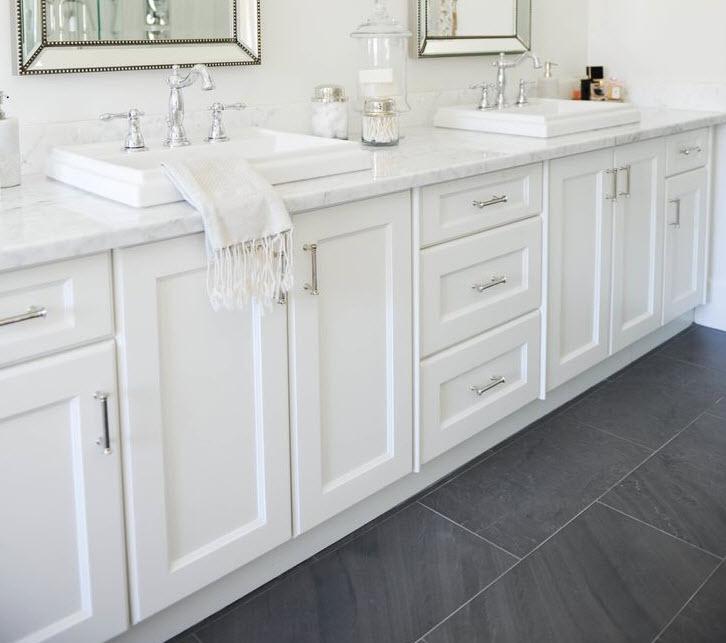 black slate bathroom floor tiles 9 jpg. Slate Bathroom Floor Images  slate white bathrooms and bathroom on
