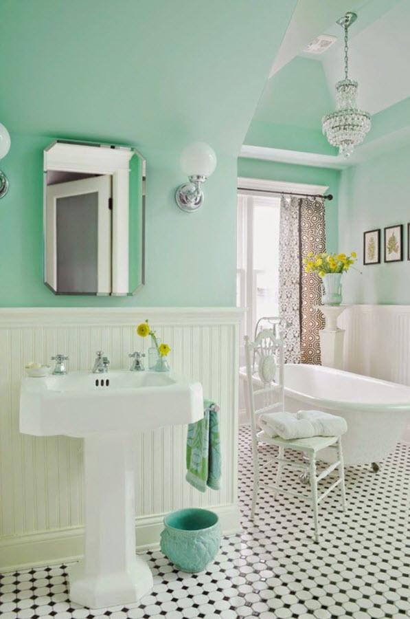 Image Result For White Bathroom Floor Tile Ideas
