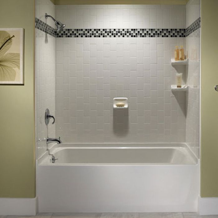 Small Bathroom Shower Design Ideas