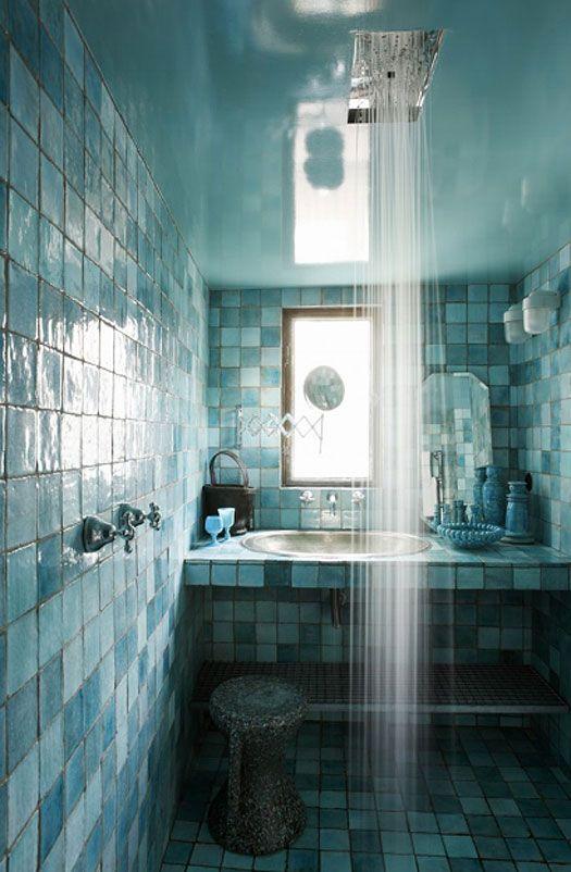 41 Aqua Blue Bathroom Tile Ideas And Pictures 2019