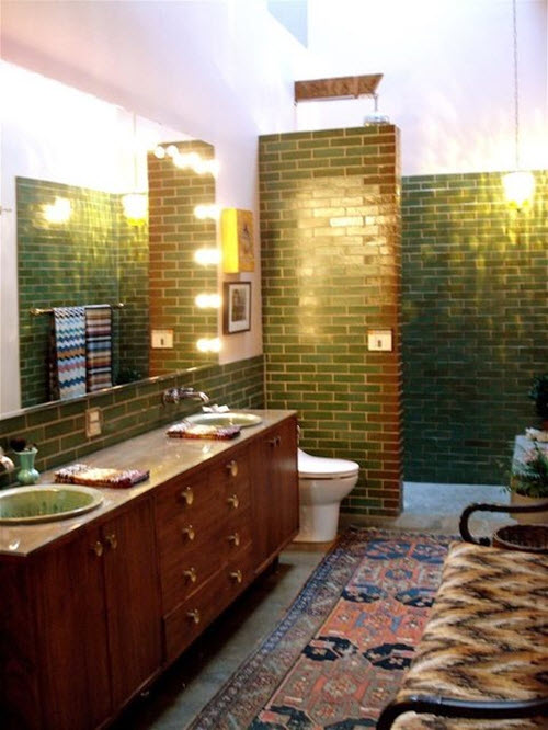 35 Avocado Green Bathroom Tile Ideas And Pictures