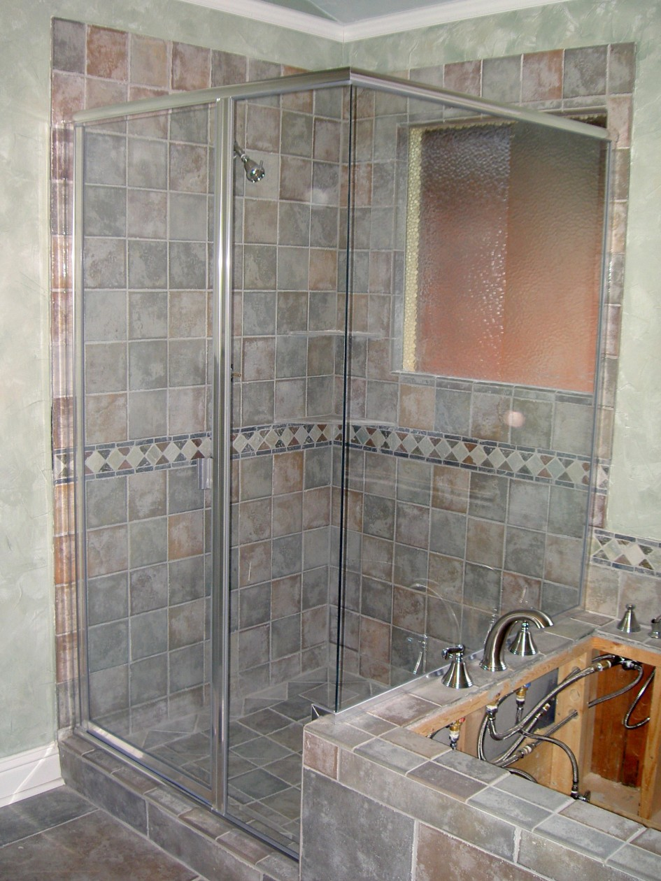 30 Good Ideas How To Use Ceramic Tile For Shower Walls