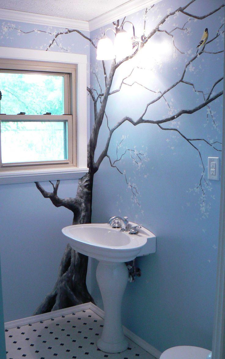 ceramic tile murals for bathroom 2021