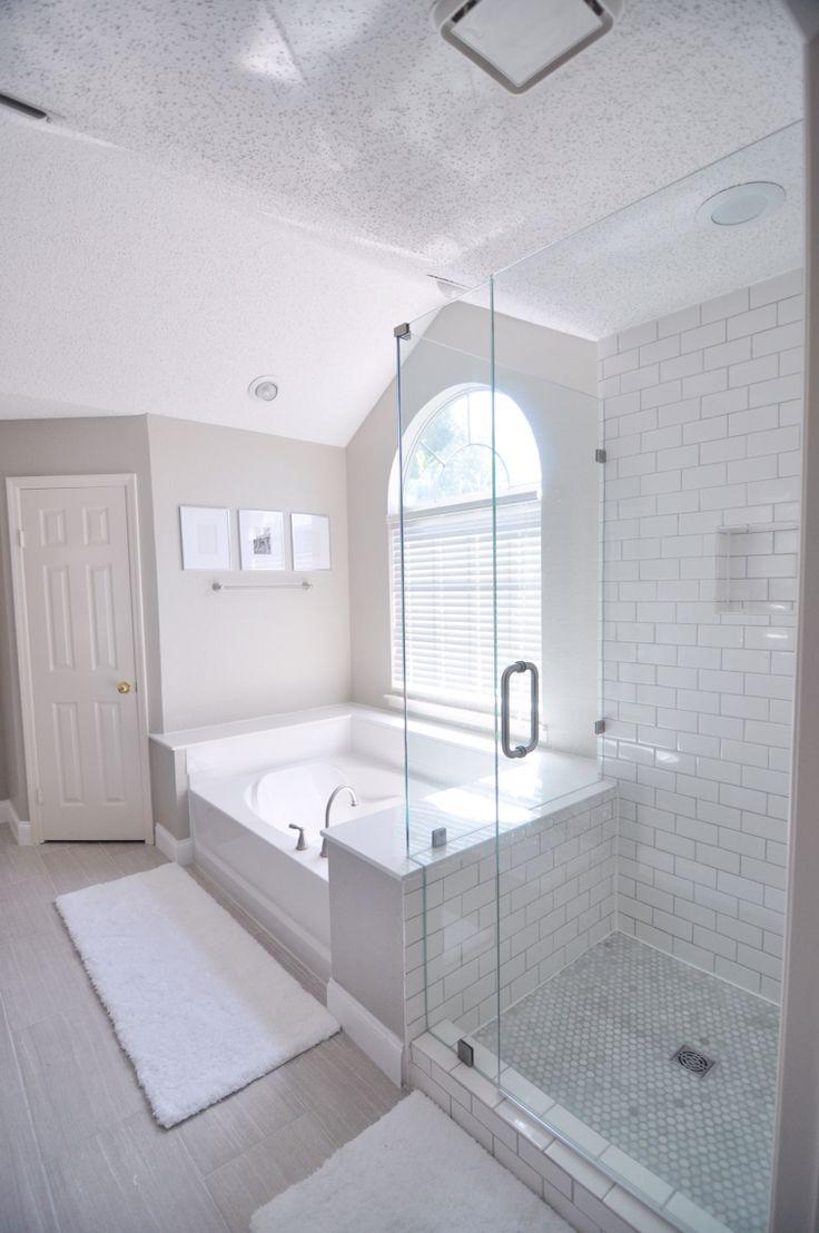 30 Hexagon Bathroom Floor Tile Ideas