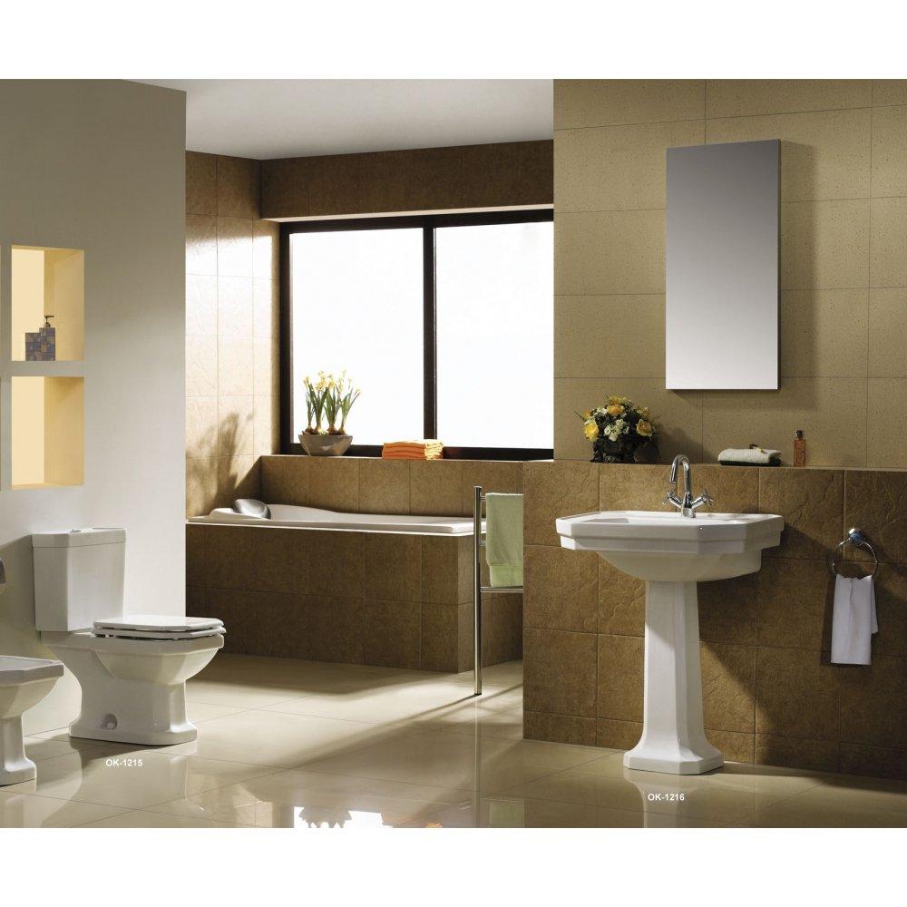 30 Wonderful Pictures And Ideas Art Deco Bathroom Tile Design