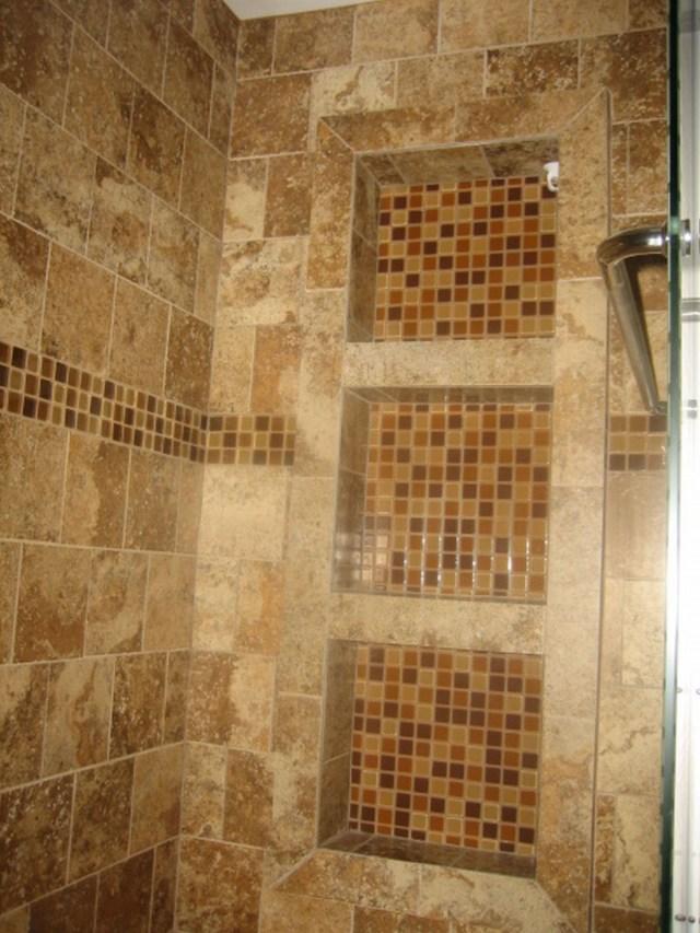 Shower Wall Design Ideas