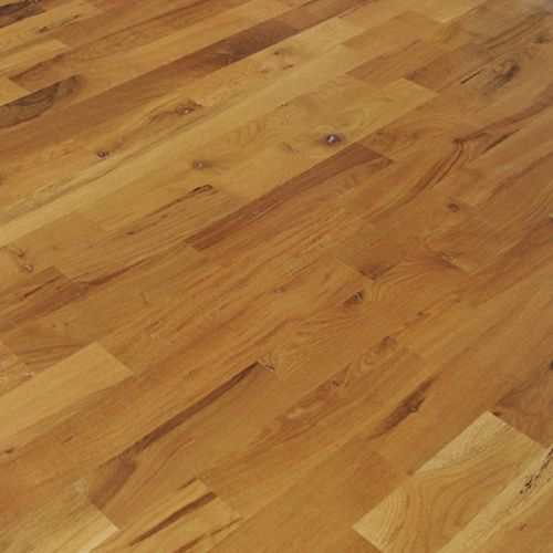 solid wood canadian red oak rustic varnished rlx83x19mm