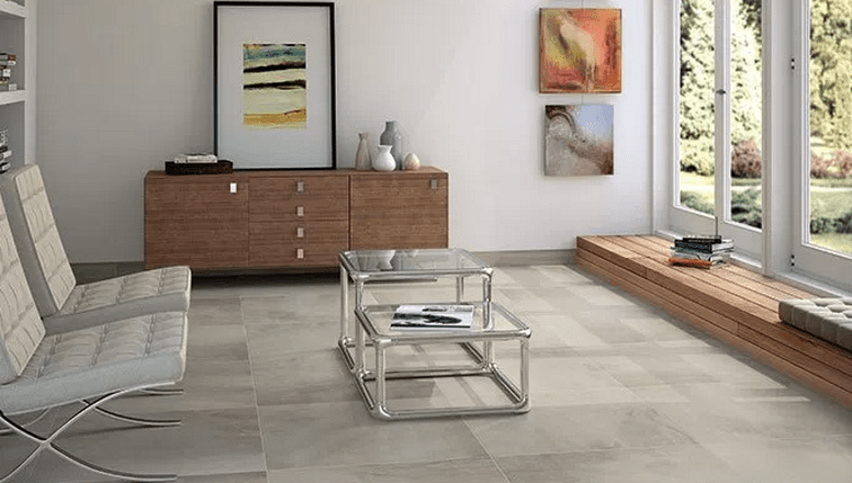 Using Tiles in Your Living Room - Tile Mountain