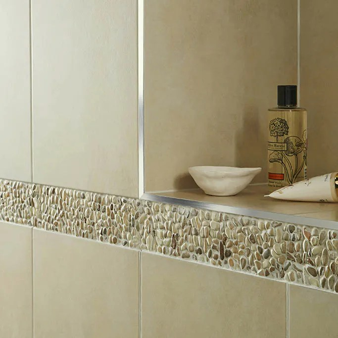 How to Install Tile Trim