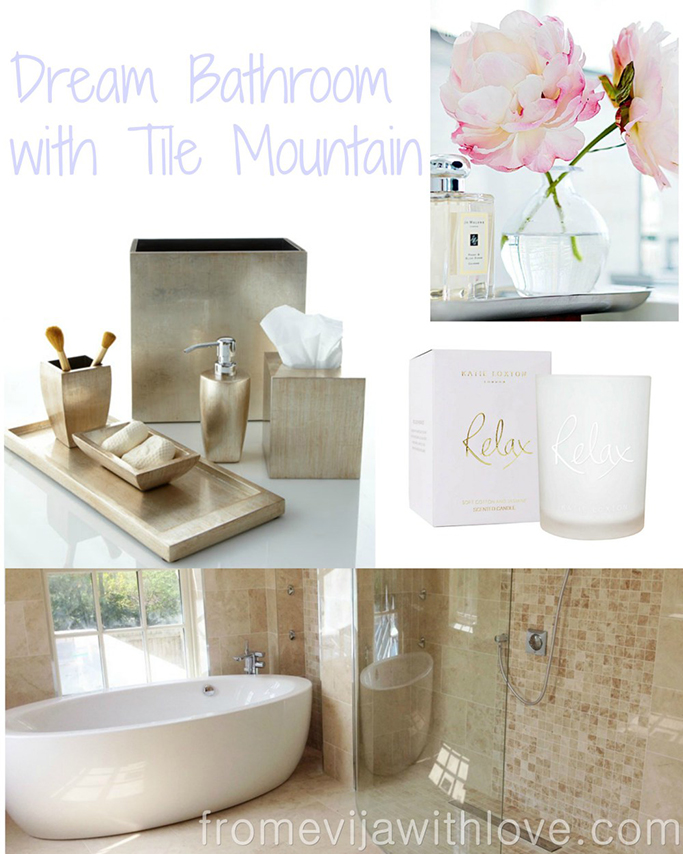 from evija with love dream bathroom moodboard
