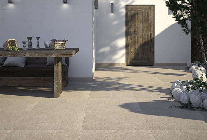 Dunsen Porcelain tiles