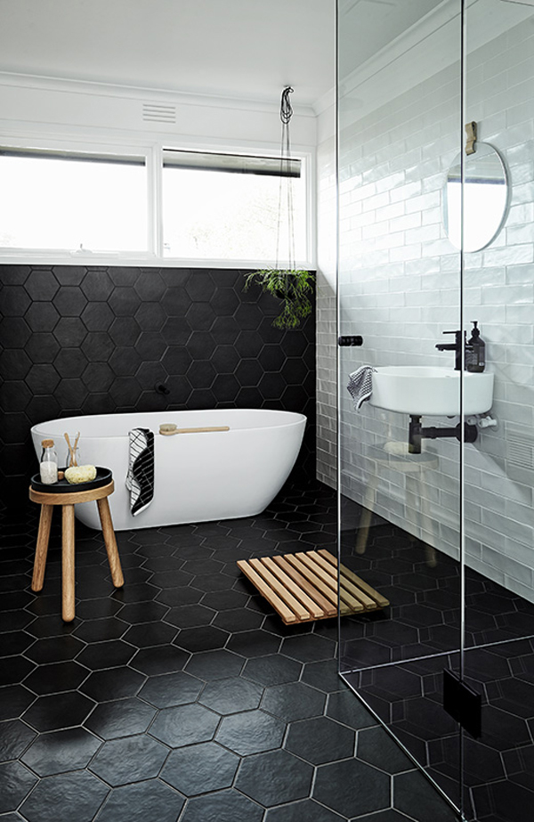 The Perfect Tiles For A Scandinavian Style Bathroom