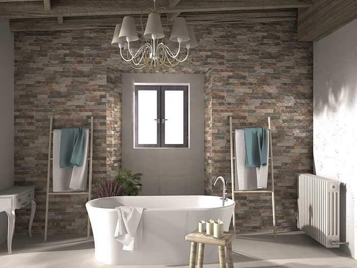 Ribera Slate Effect Wall Tiles from Tile Mountain