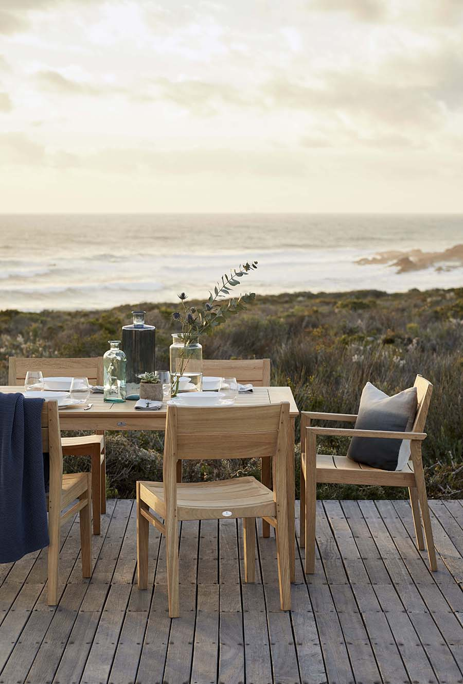 Outdoor Coastal Style from Dobbies