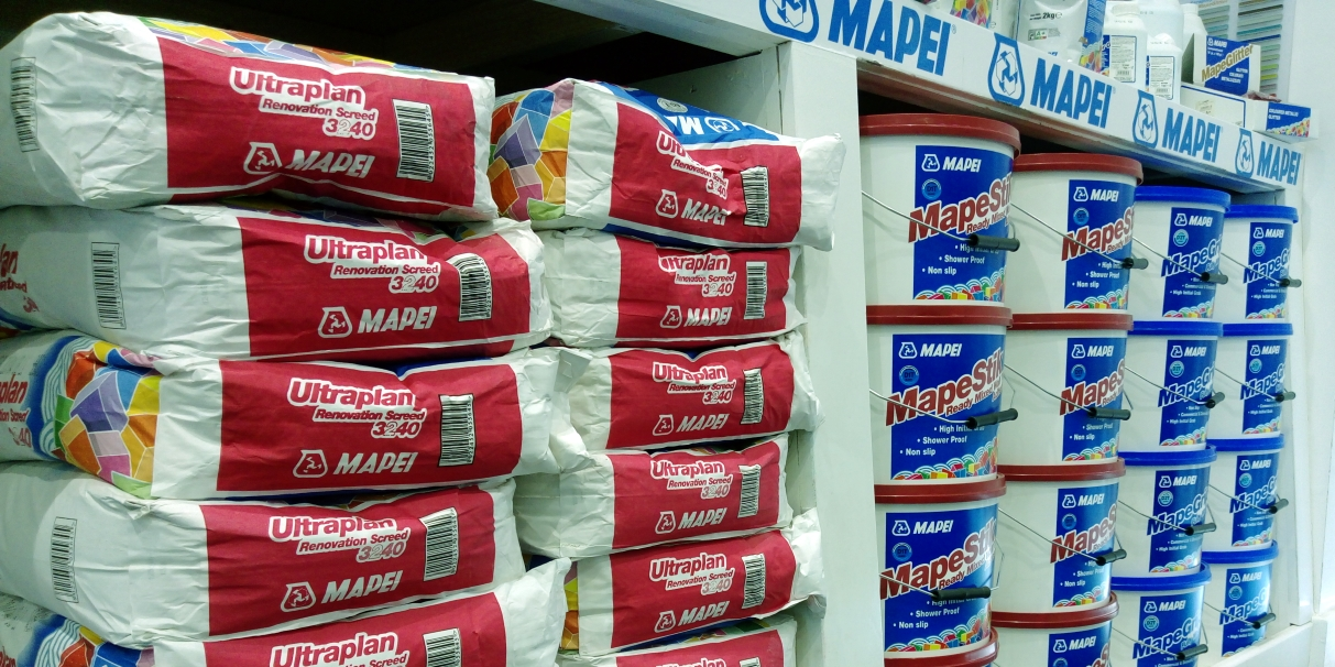 Mapei Adhesives Quick Guide - Tile Mountain