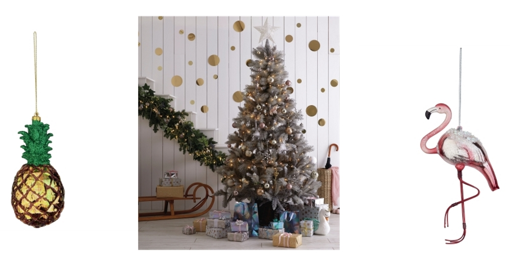 Decorations & Christmas Trees | Marks & Spencer