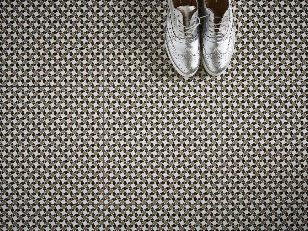 Marrakech Nashira Pattern Floor | Tile Mountain
