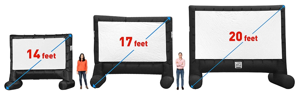 Inflatable Movie Screen | EasyGo