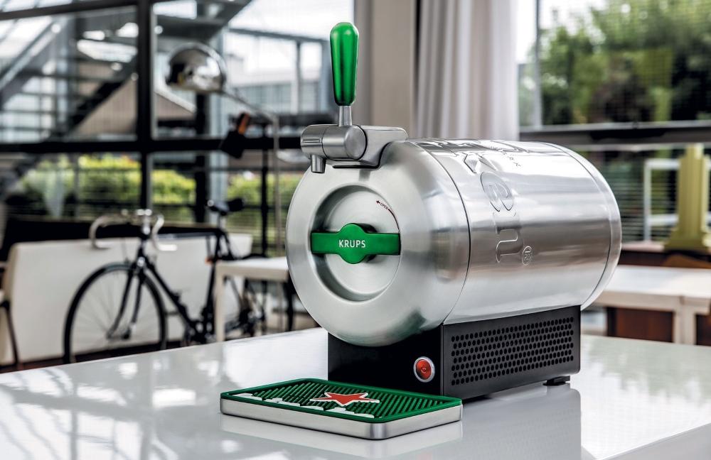 The Sub | Krups/Heineken