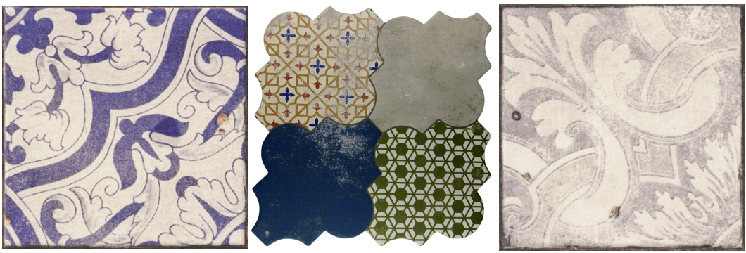 Sintra Patterned | Riga Patchwork | Sintra Patterned - all Tile Mountain