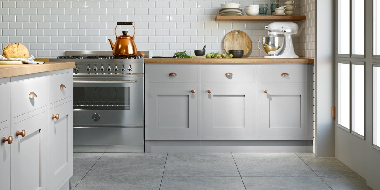 C Est Chic How To Get Some French Farmhouse Style Into Your Kitchen Tile Mountain