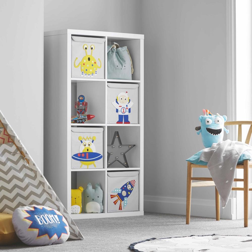 Children's Storage Crates | Hurn & Hurn