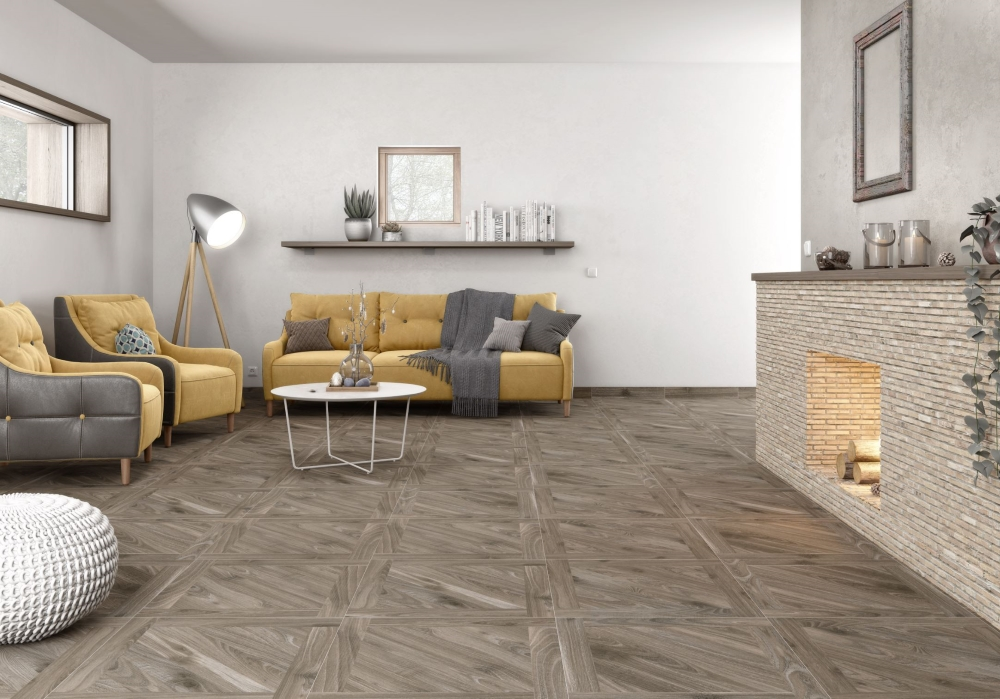 Kanna Ceniza Porcelain | Tile Mountain