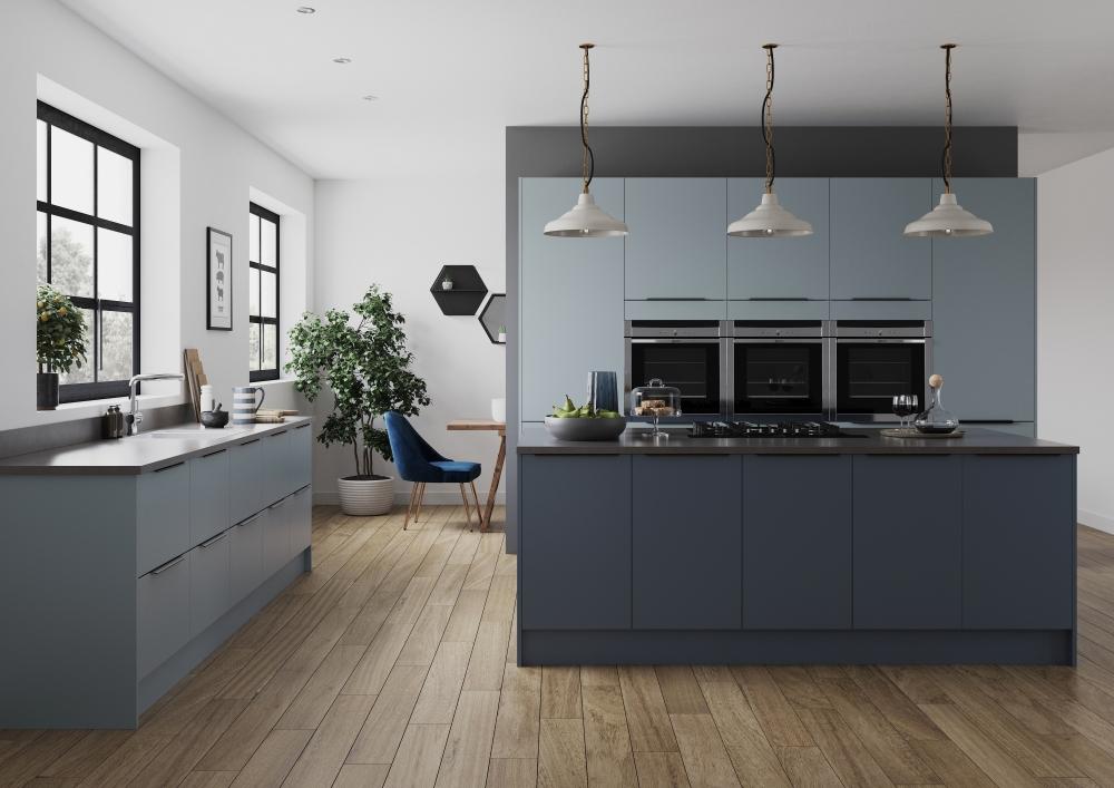 Tonal Kitchens | Trend Interiors