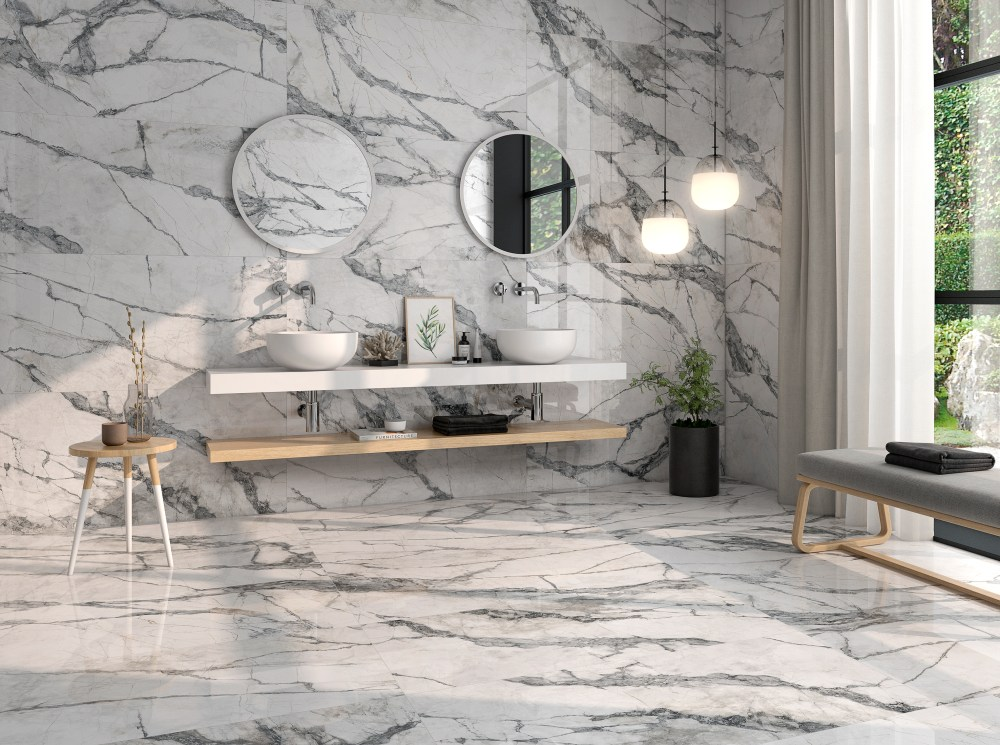 Invisible Marble Gloss | Tile Mountain