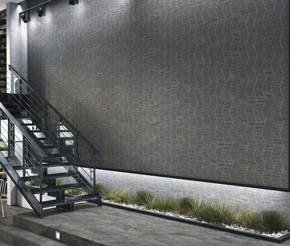 Coda Black Decor | Tile Mountain
